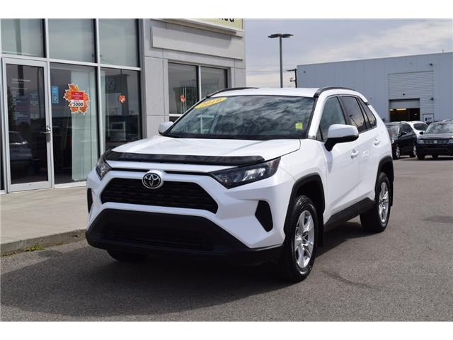 2019 Toyota RAV4 LE (Stk: 6641) in Regina - Image 1 of 31