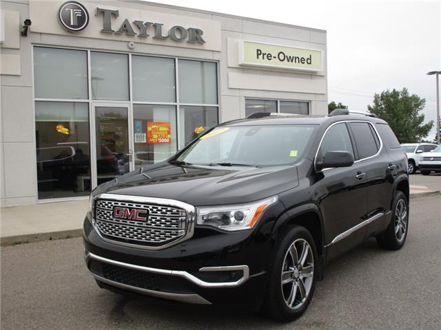 2017 GMC Acadia Denali (Stk: 1903791) in Regina - Image 1 of 40