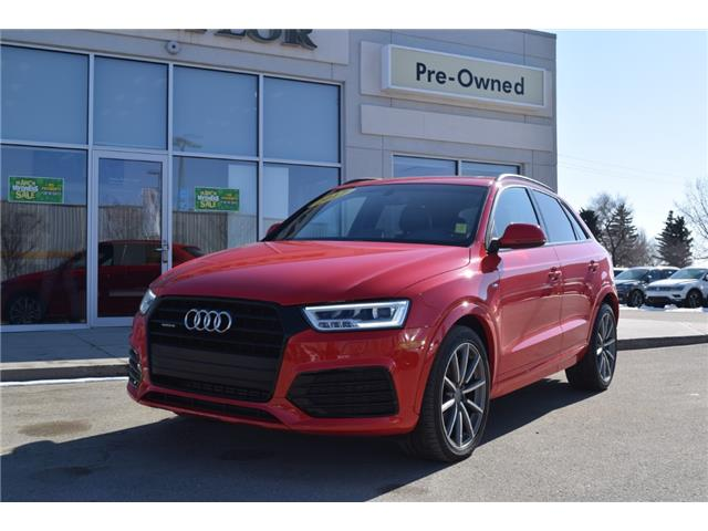 2017 Audi Q3 2.0T Technik (Stk: 6694) in Regina - Image 1 of 27