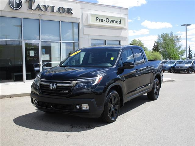 2018 Honda Ridgeline Black Edition (Stk: F6669) in Regina - Image 1 of 32