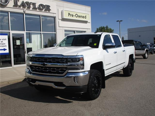 2018 Chevrolet Silverado 1500 1LZ (Stk: 1903041) in Regina - Image 1 of 33