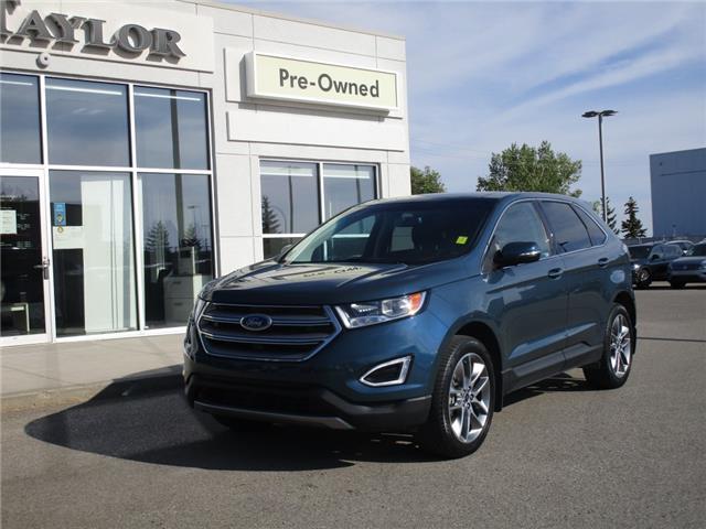 2016 Ford Edge Titanium (Stk: 2000461) in Regina - Image 1 of 41
