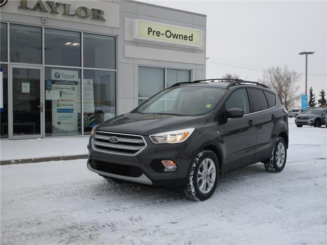 2018 Ford Escape SE (Stk: 2100221) in Regina - Image 1 of 35