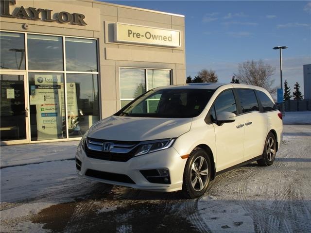 2018 Honda Odyssey EX-L (Stk: 1905821) in Regina - Image 1 of 39