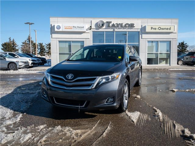 2014 Toyota Venza Base V6 (Stk: 2100181) in Regina - Image 1 of 38