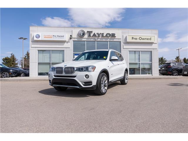 2017 BMW X3 xDrive28i (Stk: 2102951) in Regina - Image 1 of 36