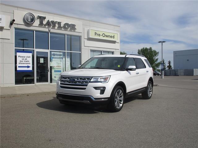 2018 Ford Explorer Limited (Stk: 2100151) in Regina - Image 1 of 41