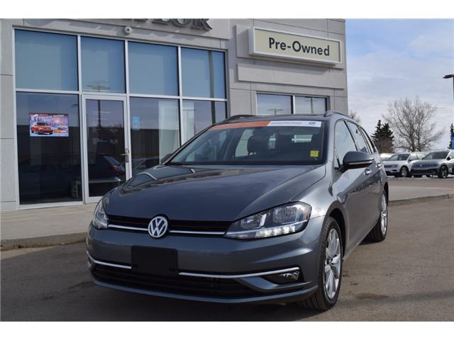 2019 Volkswagen Golf SportWagen 1.8 TSI Highline (Stk: 6695) in Regina - Image 1 of 24