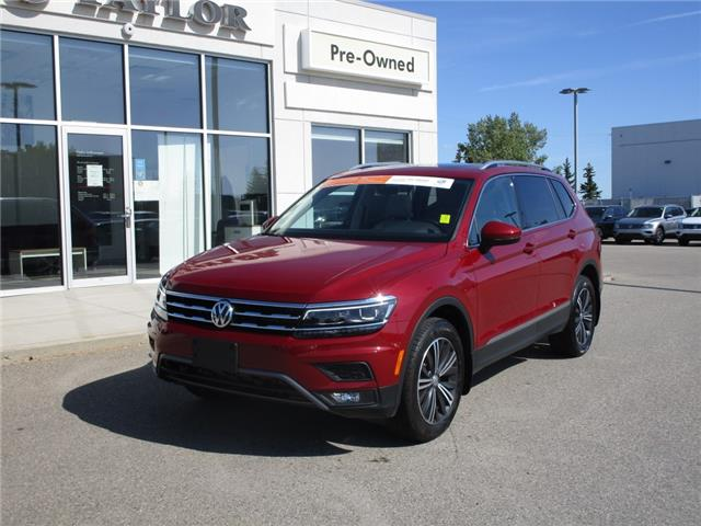 2018 Volkswagen Tiguan Highline (Stk: 6746) in Regina - Image 1 of 49
