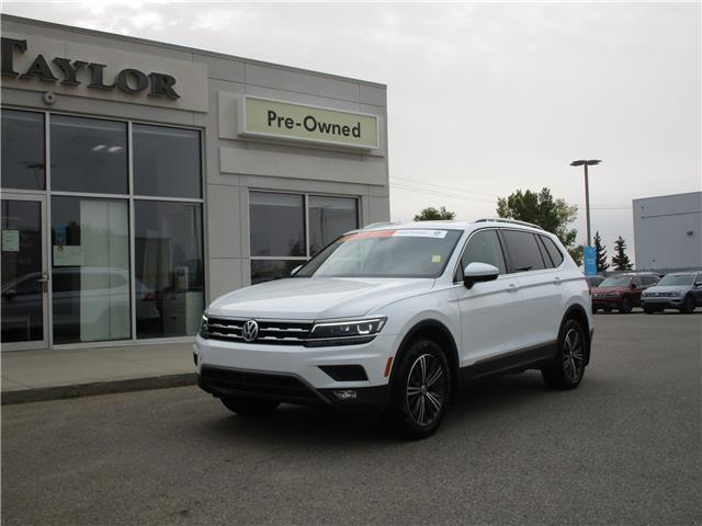 2019 Volkswagen Tiguan Highline (Stk: 2001681) in Regina - Image 1 of 50