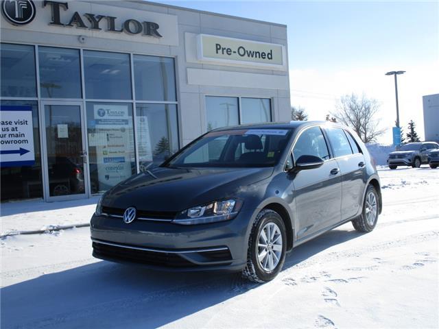 2018 Volkswagen Golf 1.8 TSI Trendline (Stk: 6827) in Regina - Image 1 of 37