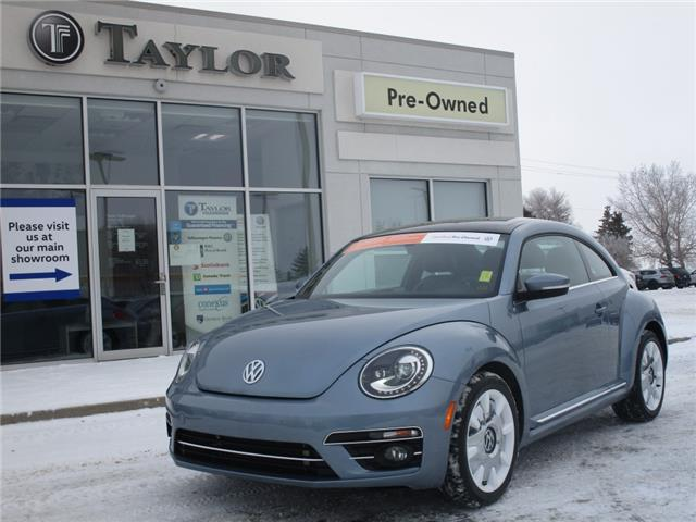 2019 Volkswagen Beetle Wolfsburg Edition (Stk: 6813) in Regina - Image 1 of 39