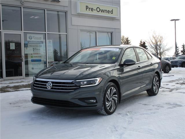2019 Volkswagen Jetta 1.4 TSI Execline (Stk: 2100771) in Regina - Image 1 of 44