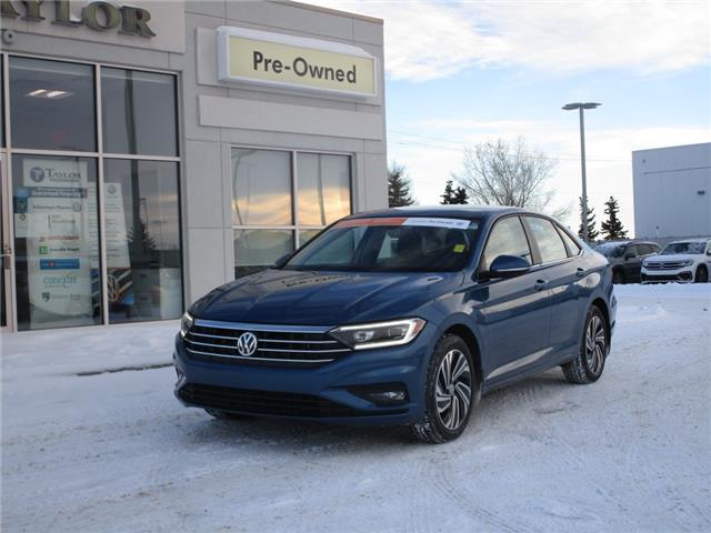 2019 Volkswagen Jetta 1.4 TSI Execline (Stk: 2101011) in Regina - Image 1 of 45