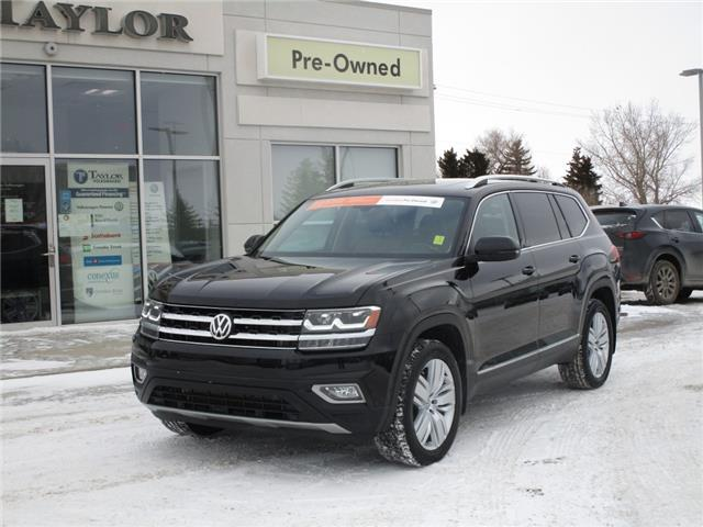 2018 Volkswagen Atlas 3.6 FSI Execline (Stk: 2100971) in Regina - Image 1 of 50