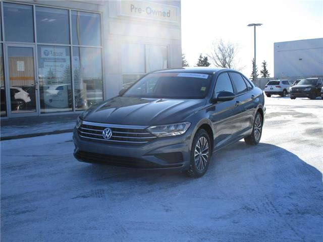 2019 Volkswagen Jetta 1.4 TSI Highline (Stk: 2101661) in Regina - Image 1 of 44