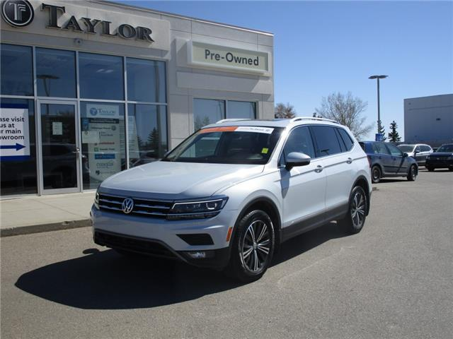 2018 Volkswagen Tiguan Highline (Stk: 2102851) in Regina - Image 1 of 41