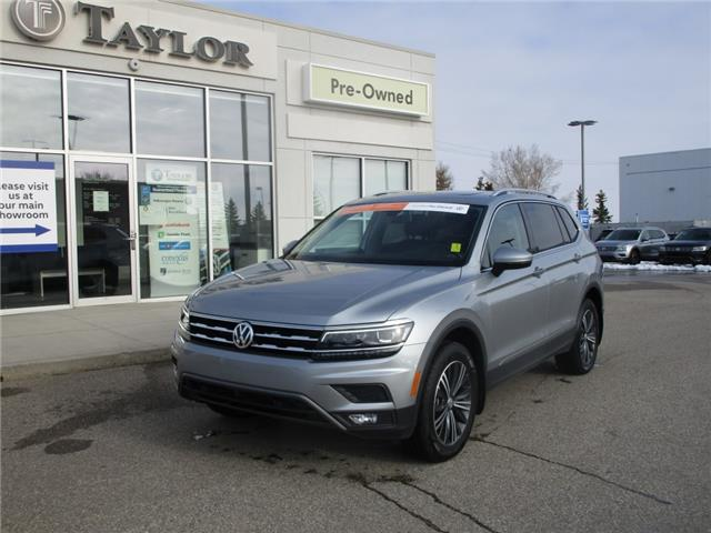 2019 Volkswagen Tiguan Highline (Stk: 2102571) in Regina - Image 1 of 49