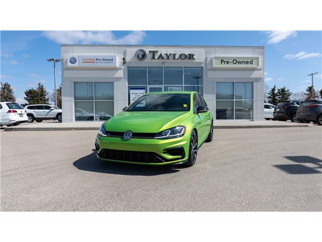 2018 Volkswagen Golf R 2.0 TSI (Stk: 6880) in Regina - Image 1 of 35