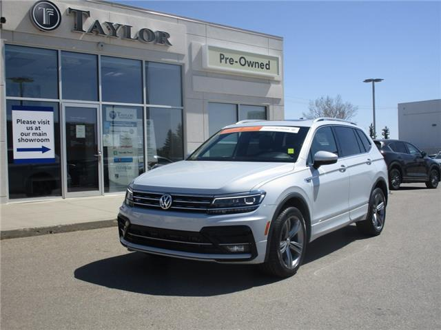 2019 Volkswagen Tiguan Highline (Stk: 2102671) in Regina - Image 1 of 49