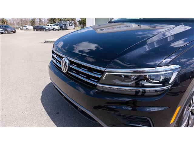 2018 Volkswagen Tiguan Highline (Stk: 2100951) in Regina - Image 1 of 39