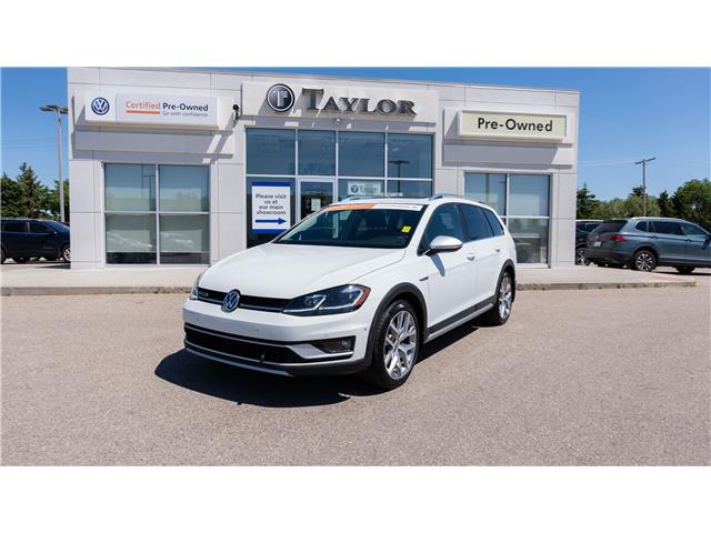 2018 Volkswagen Golf Alltrack 1.8 TSI (Stk: 6894) in Regina - Image 1 of 39