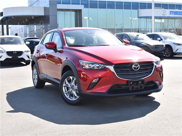 2020 Mazda CX-3 GS (Stk: 20M098) in Chilliwack - Image 1 of 29
