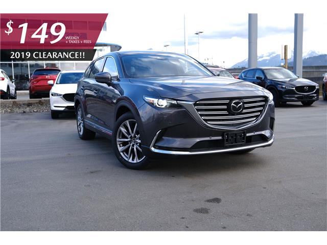 2019 Mazda CX-9 Signature (Stk: 9M126) in Chilliwack - Image 1 of 30