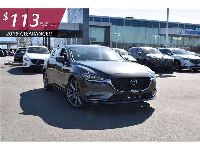 2019 Mazda MAZDA6 GT (Stk: 9M160) in Chilliwack - Image 1 of 26