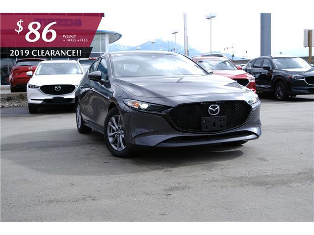 2019 Mazda Mazda3 Sport GS (Stk: 9M118) in Chilliwack - Image 1 of 25