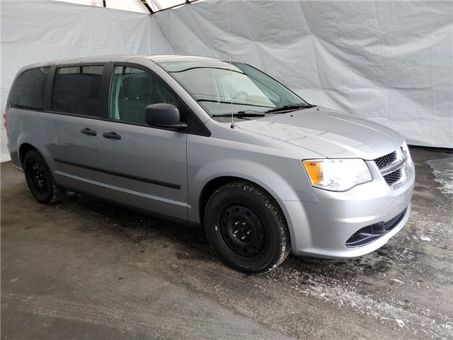 2017 Dodge Grand Caravan CVP/SXT (Stk: U1679) in Thunder Bay - Image 1 of 10