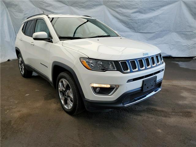 2019 Jeep Compass Limited (Stk: U1842) in Thunder Bay - Image 1 of 21