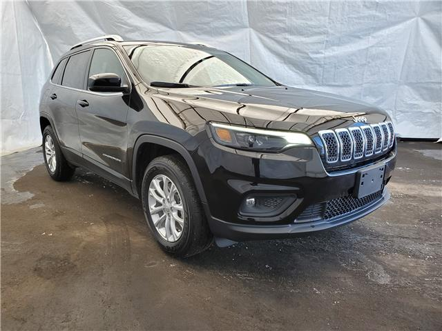 2020 Jeep Cherokee North (Stk: 2010311) in Thunder Bay - Image 1 of 25