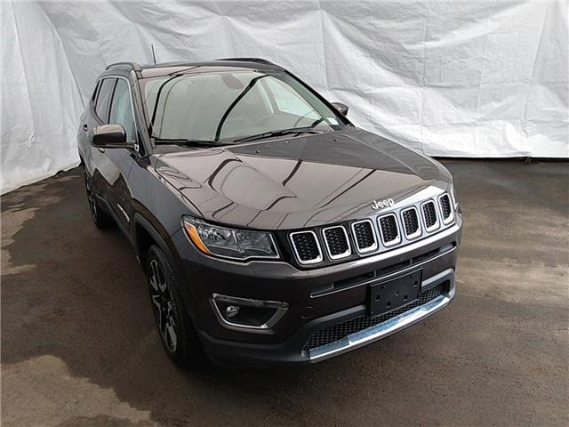 2019 Jeep Compass Limited (Stk: U1843R) in Thunder Bay - Image 1 of 18