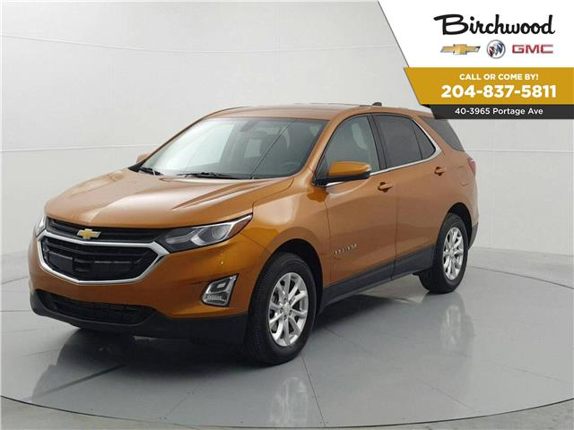 2018 Chevrolet Equinox 1LT (Stk: F32H2B) in Winnipeg - Image 1 of 30