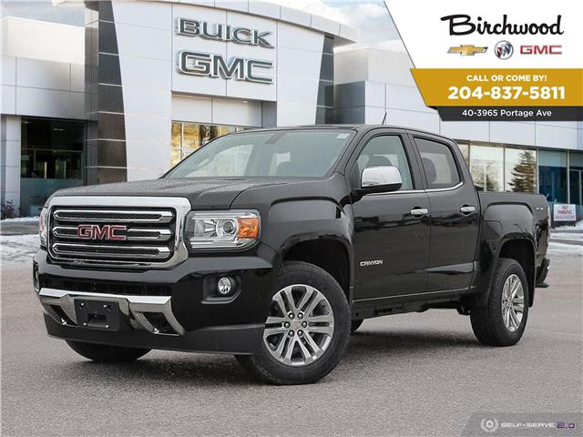 2019 GMC Canyon SLT (Stk: G19841) in Winnipeg - Image 1 of 30