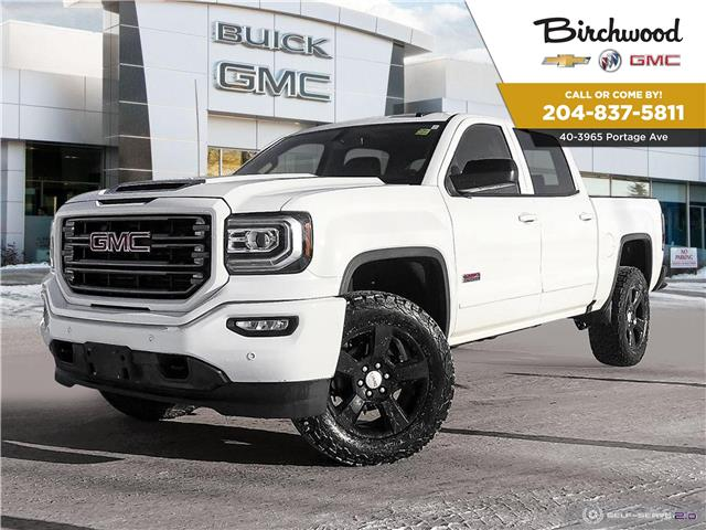 2017 GMC Sierra 1500 SLT (Stk: F31BA3) in Winnipeg - Image 1 of 27
