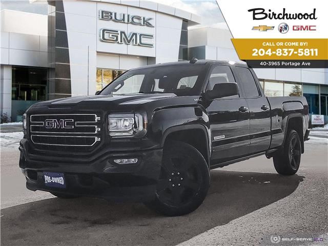 2018 GMC Sierra 1500 Base (Stk: F32YZ2) in Winnipeg - Image 1 of 27