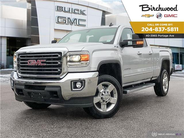 2019 GMC Sierra 2500HD SLE (Stk: G191431) in Winnipeg - Image 1 of 27