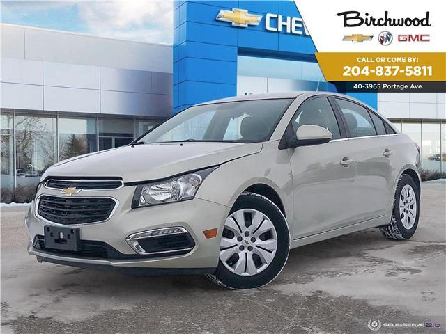 2016 Chevrolet Cruze Limited 1LT (Stk: F33N41) in Winnipeg - Image 1 of 27