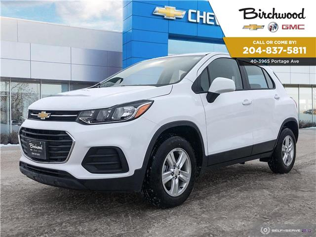 2019 Chevrolet Trax LS (Stk: G191201) in Winnipeg - Image 1 of 27