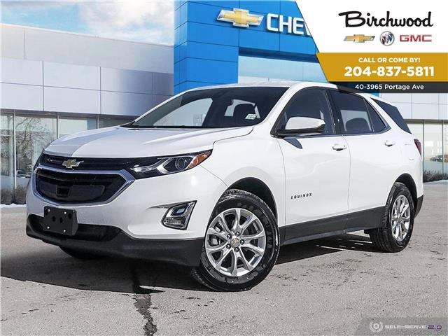 2020 Chevrolet Equinox LT (Stk: G20378) in Winnipeg - Image 1 of 27