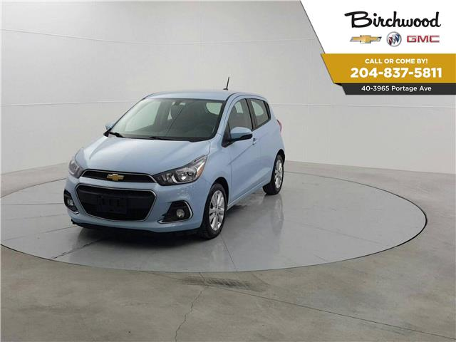 2016 Chevrolet Spark 1LT CVT (Stk: F33X5P) in Winnipeg - Image 1 of 25