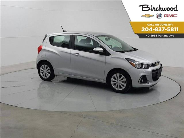 2018 Chevrolet Spark 1LT CVT (Stk: F34BAW) in Winnipeg - Image 1 of 25