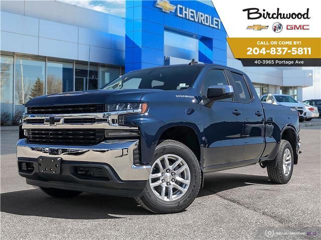 2019 Chevrolet Silverado 1500 LT (Stk: G19962) in Winnipeg - Image 1 of 27