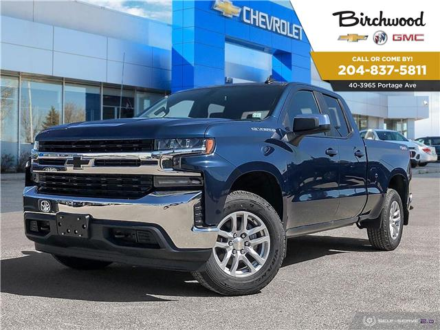 2019 Chevrolet Silverado 1500 LT (Stk: G19963) in Winnipeg - Image 1 of 27