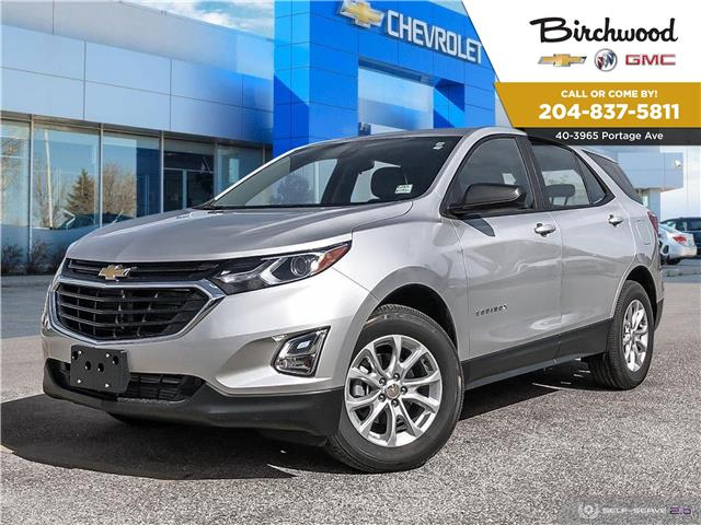 2020 Chevrolet Equinox LS (Stk: G20005) in Winnipeg - Image 1 of 27