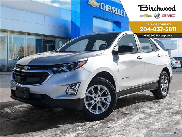 2020 Chevrolet Equinox LS (Stk: G20225) in Winnipeg - Image 1 of 27