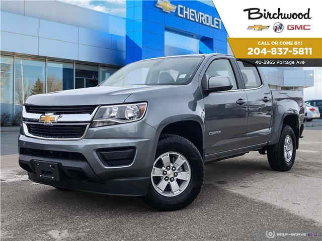 2020 Chevrolet Colorado WT (Stk: G20254) in Winnipeg - Image 1 of 27