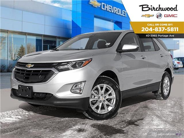 2020 Chevrolet Equinox LT (Stk: G20369) in Winnipeg - Image 1 of 27
